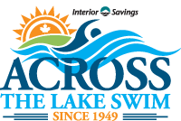 Interior Savings Across the Lake Swim, Kelowna, BC, Canada