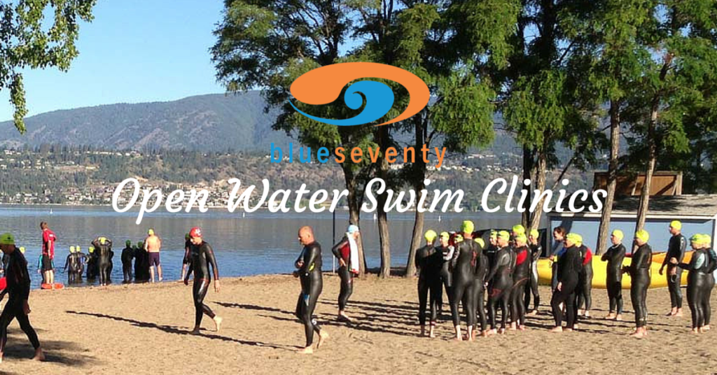blueseventy Open Water Swim Clinics